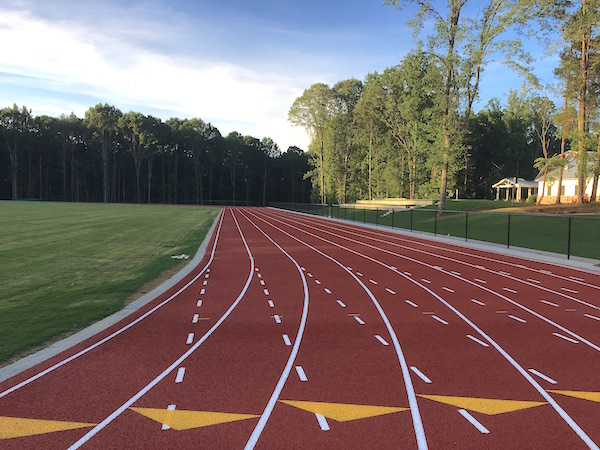 2015 Track and Field Project