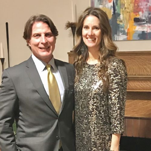 Stephanie Amadio, 'Blazers Fund Co-Chair